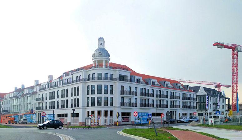 Bouwonderneming Christiaens residentie Promenade