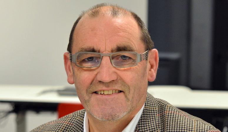 Burgemeester Luc Vanparys van Oostkamp over ondernemen