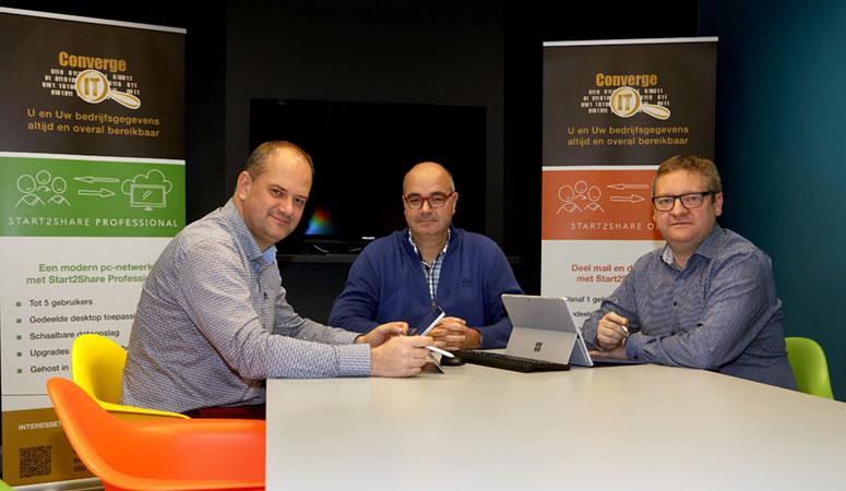 Converge-IT Oostkamp team