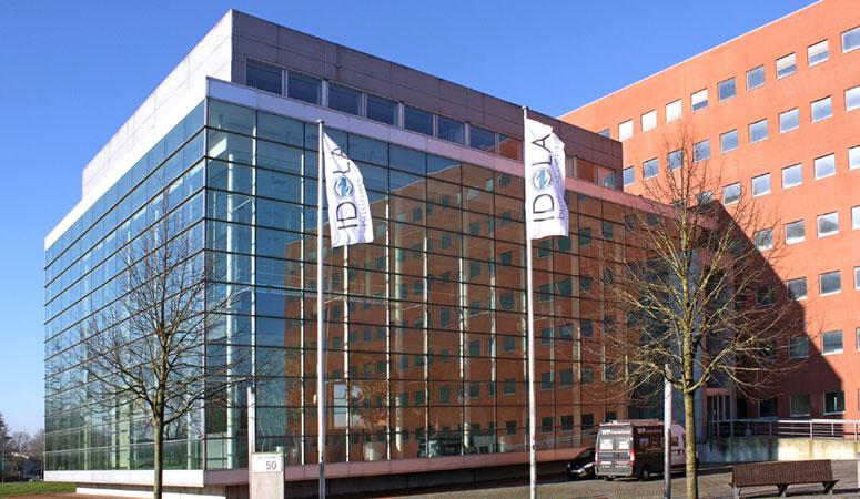 Idola Business Center gebouw