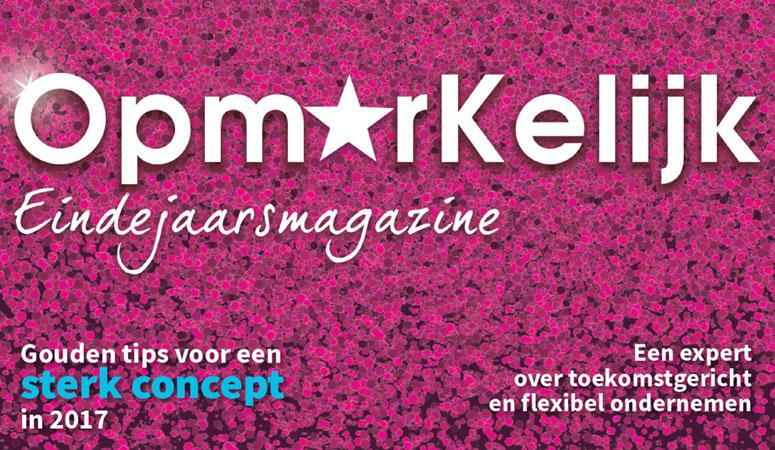 Magazine OpmerKelijk Katlijn Voordeckers