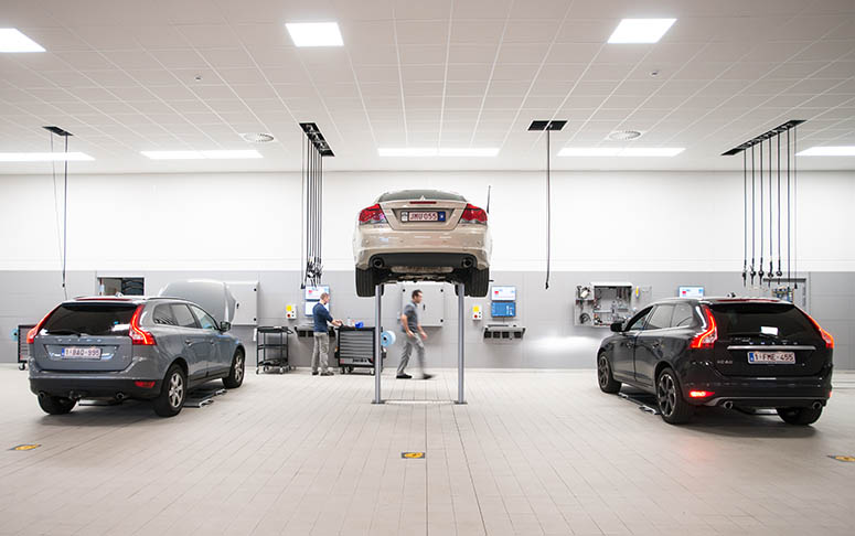 Werkplaats Volvo Rutten