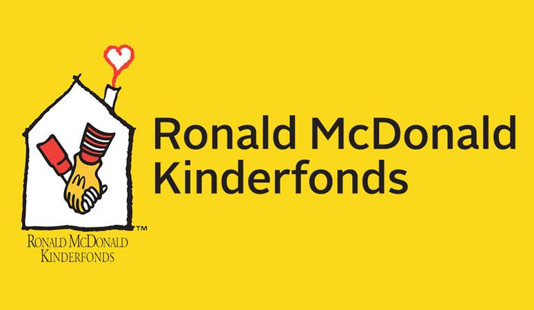 Logo Ronald McDonald Kinderfonds groot