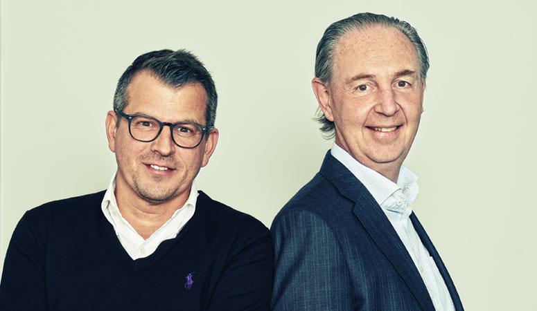 Chris van Hoorde en Philippe Craninx