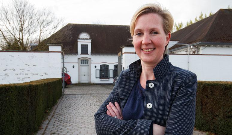 Ruth Adam van Hestia Immo