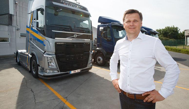 Erwin De Rese Derma Trucks