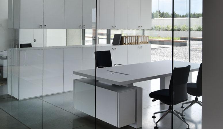 Inrichting kantoor Kreon Opglabbeek