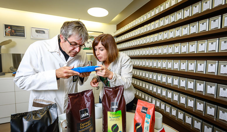 Koffiebranderij The Java Coffee Company