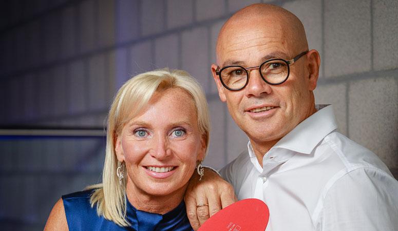 Paul Borgions en Gratienne Sioncke BORGinsole