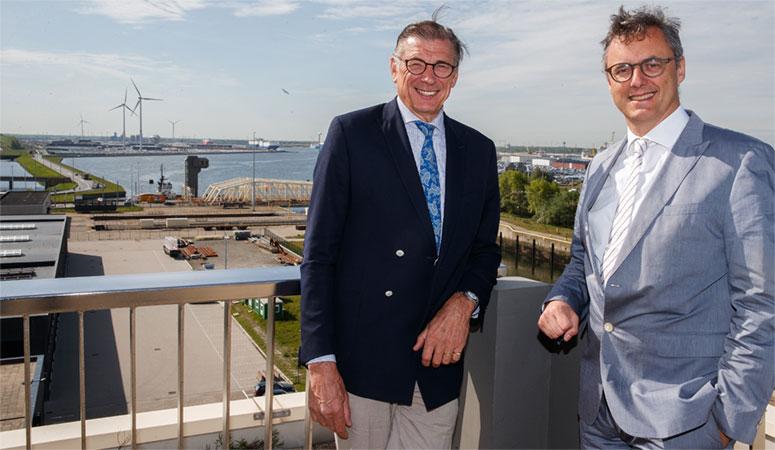 Marc Adriansens en Joachim Coens