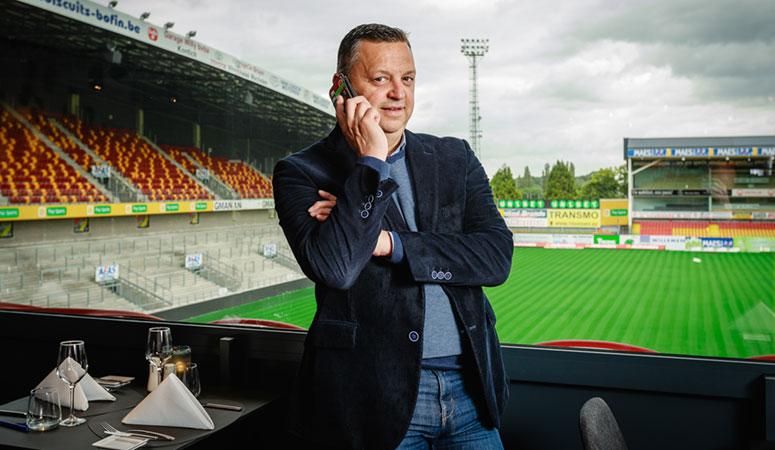 Marc Faes KV Mechelen