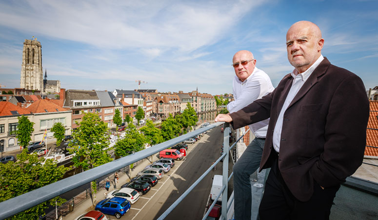rchitektenkoöperatief Mooens - Van den Berghen