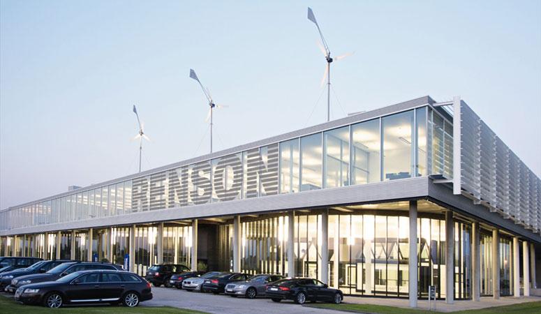 London Stock Exchange Group Renson Screens