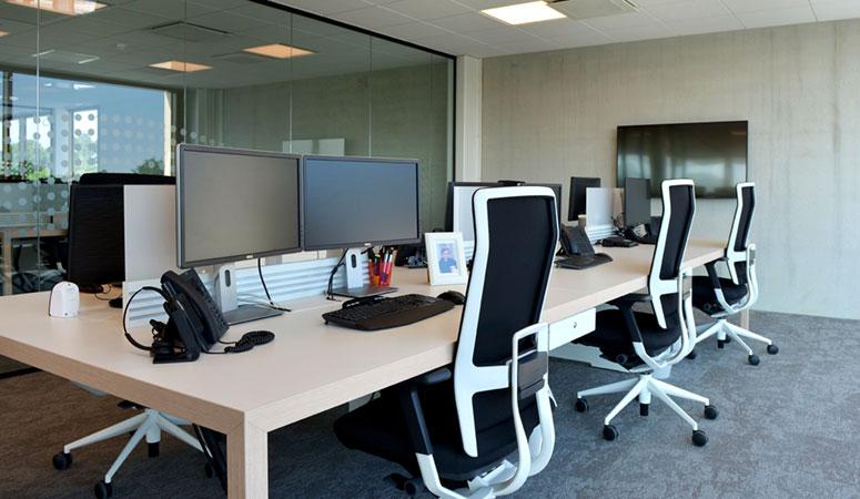 Inofec kantoor