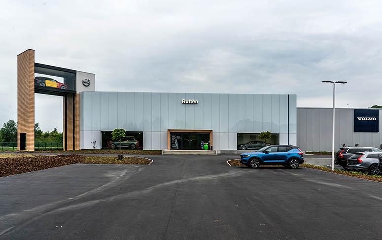 Energieneutrale garage  voor tevreden klanten
