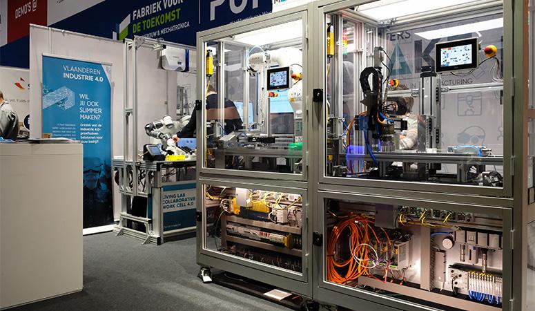 Smart Factory Benelux kopiëren