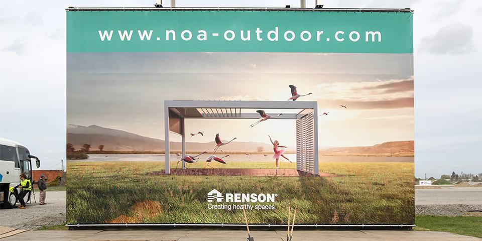 Artikel Renson Outdoor Experience vakblad België